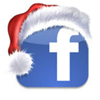 A very Facebook Christmas