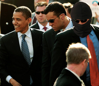 Secret Service Ninja