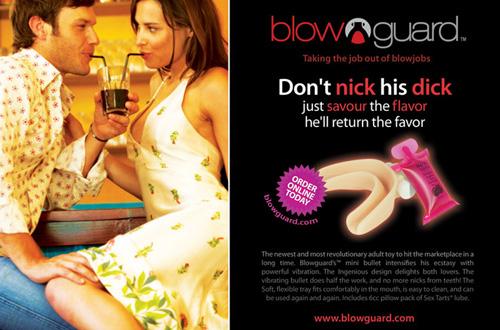 Blow Guard
